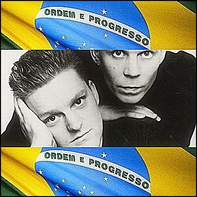 The Brazil loves Erasure