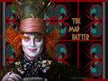 The Mad Hatter - alice-in-wonderland-2010 wallpaper