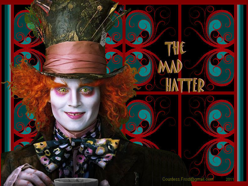 alice in wonderland 2010 images the mad hatter hd