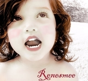 The cute Renesmee Cullen
