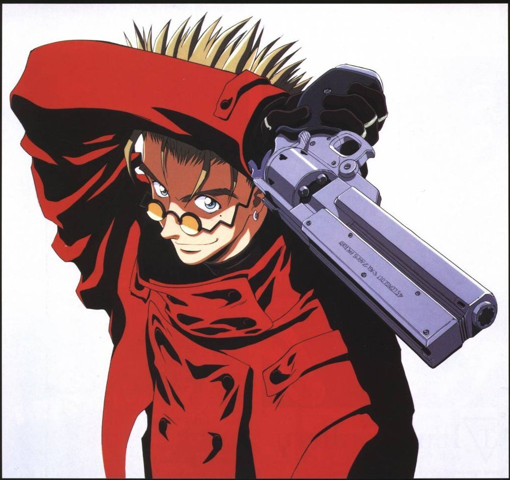 images about trigun - photo #4