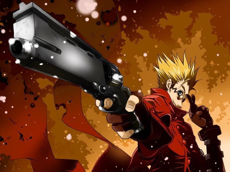 images about trigun - photo #5