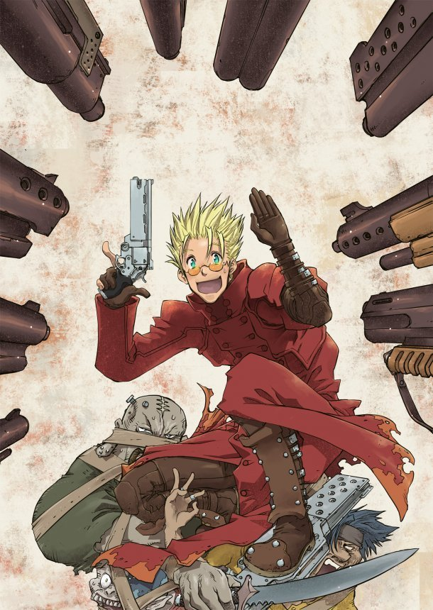 images about trigun - photo #32