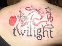 Twilight 문신