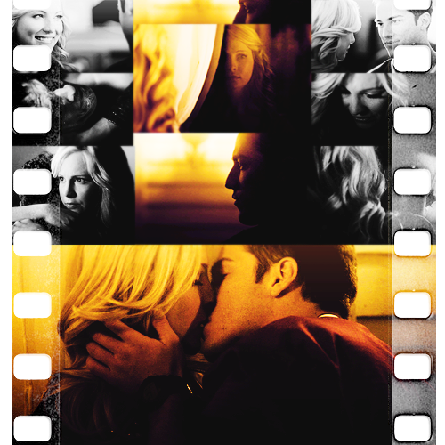 Tyler and Caroline wallpaper probably containing a holding cell titled Tyler/Caroline