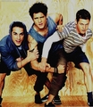 Tyler, Jeremy, Matt