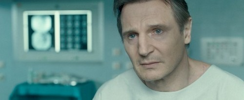 Liam Neeson wallpaper probably containing a portrait entitled Unknown