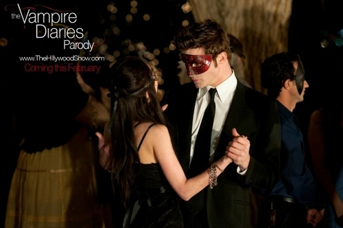 Vampire Diaries - The Hillywood Parody New Still