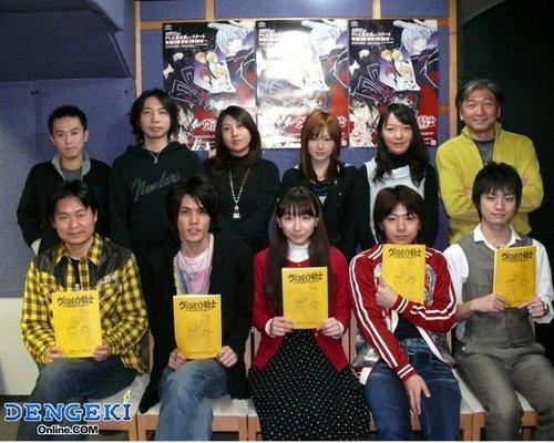 Vampire Knight cast