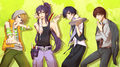 Vocaloid boys