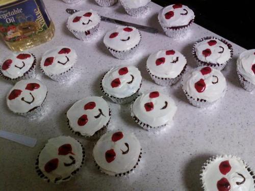 Voldemort 컵케익