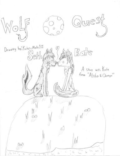 WolfQuest poster