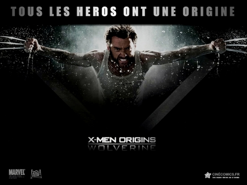 X-men THE MOVIE wallpaper entitled Wolverine