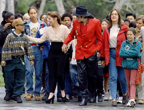 World Children's Conference at Neverland
