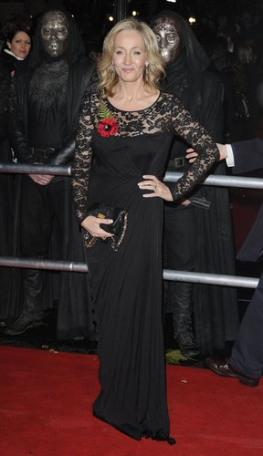 World premiere in London - jkrowling Photo