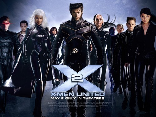 X-men THE MOVIE wallpaper entitled X-Men United