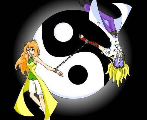 Yin n Yang - Alice n Masquerade