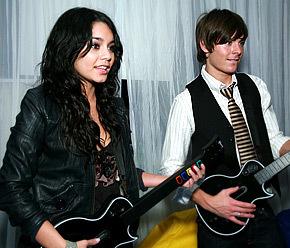 Zac & Vanessa,rare pictures