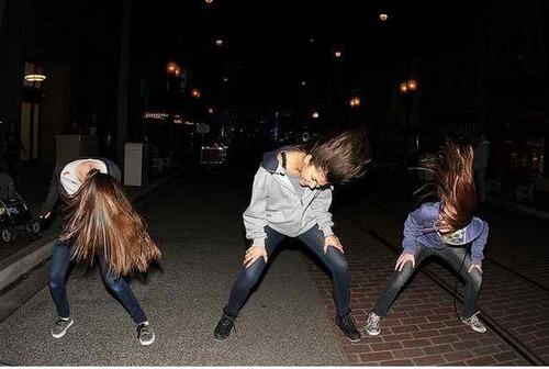 Zendaya Having Fun With Her Friends(: