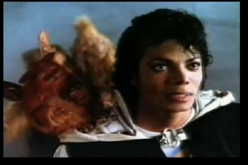 _MJ_ <3_CAPTAIN EO_<3 Rare