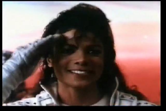 _MJ_ <3_CAPTAIN EO_<3 Rare