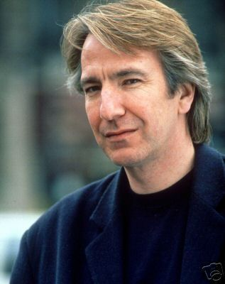 Alan Rickman karatasi la kupamba ukuta possibly with a portrait called alan rickman