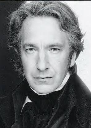 Alan Rickman wolpeyper called alan rickman