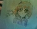 anime girl (alice) - manga photo