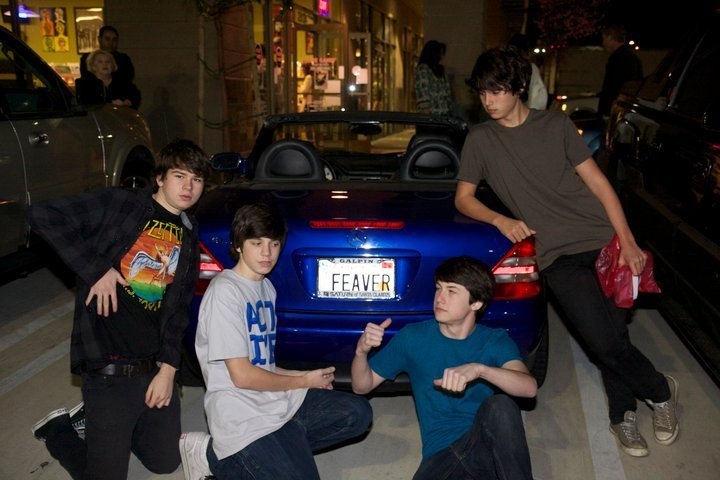 car of the feaver