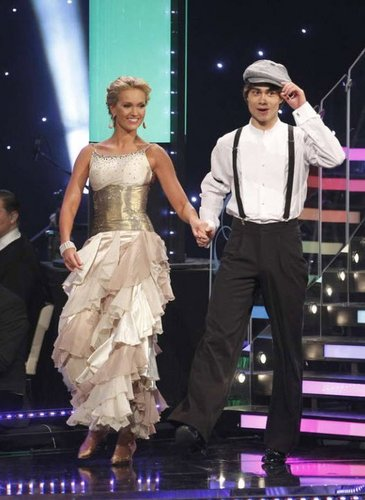 cute Alex and Malin, quickstep! 18/2/11