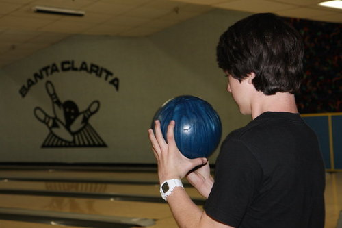 dylan play bowling