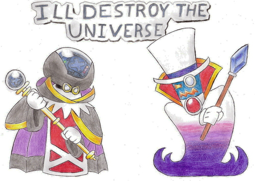 grodus and count bleck