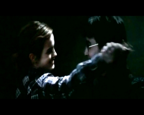 harry -hermione dance