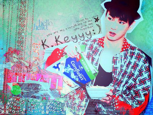 key <3