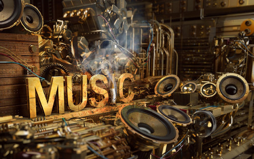 Muzik ;)