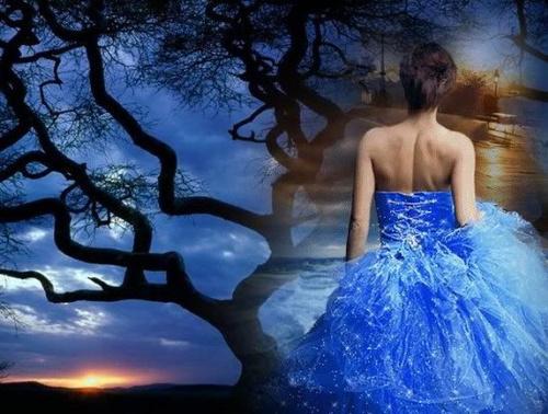 mystical...women