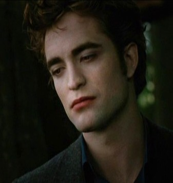 Latest  Pattinson on Robert In New Moon   Robert Pattinson Photo  19462420    Fanpop