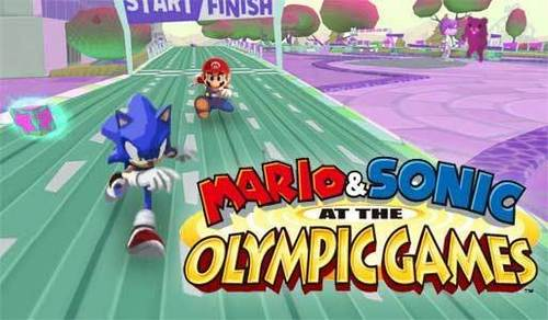 sonic and Mario - mario-and-sonic-at-the-olympic-games Photo