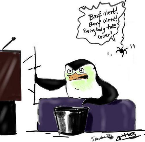 """""""Carnage of the Penguins"""" again?"""