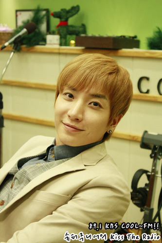 Leeteuk&Eunhyuk at kiss the radio