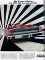 1966 Car Ad