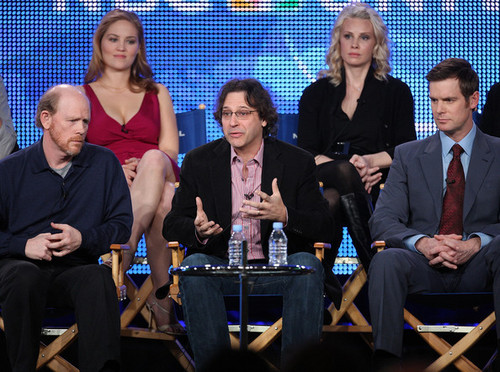 Parenthood (2010) wolpeyper with a business suit, a suit, and a dress suit entitled 2010 TCA Winter Press Tour