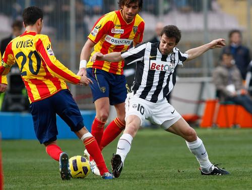 A. del Piero (Lecce - Juventus)