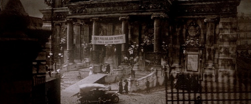 ALW's Phantom of the Opera movie