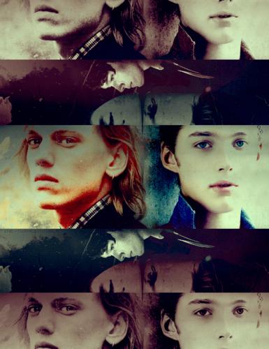 Albus&Gellert[Dumbledore&Grindelwald
