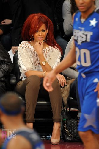 All-Stars Game at the Staples Center in Los Angeles - February 20, 2011