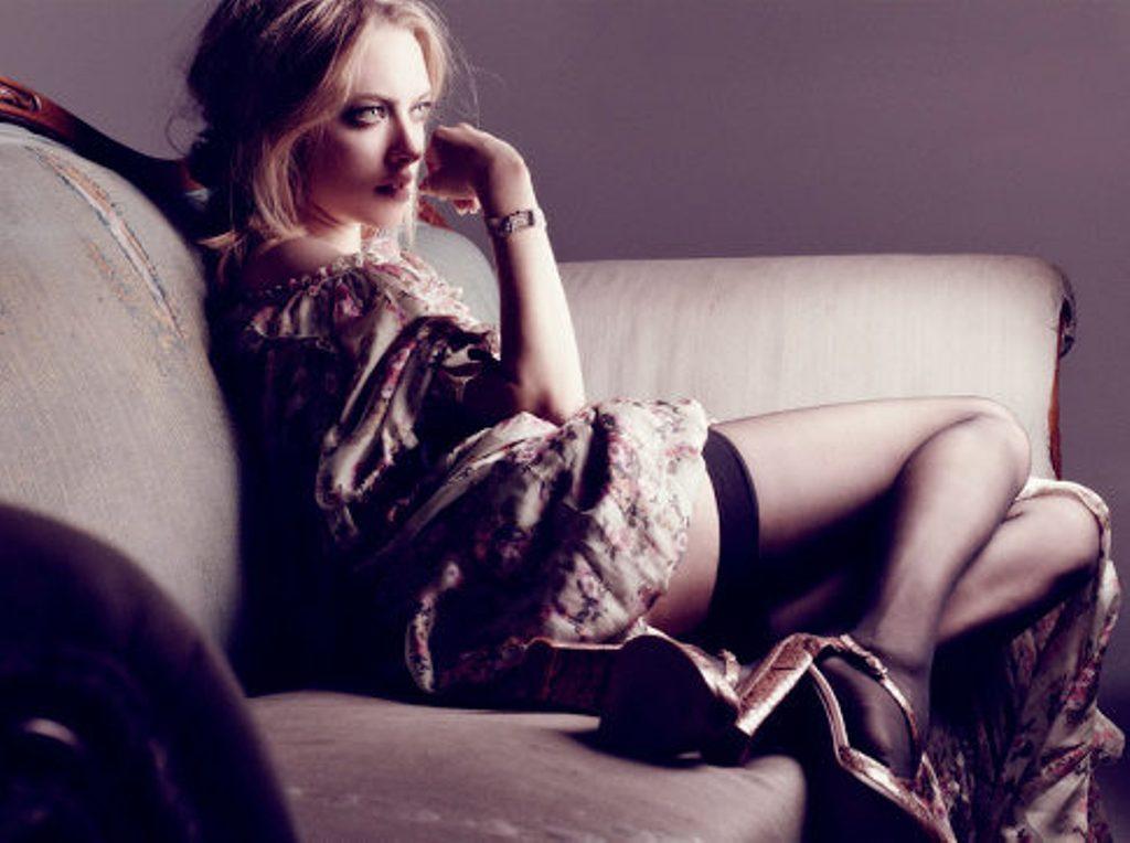 Amanda's 'Interview' magazine photoshoot (2011).