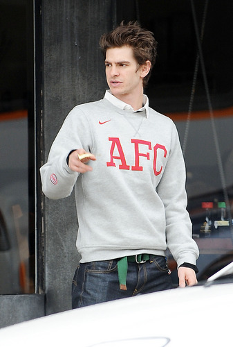 Andrew in LA - February 19th 2011