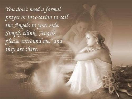 天使 语录
