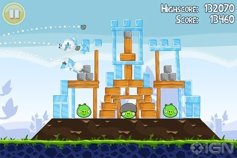 Angry Birds 201